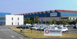 Primetals France - BE-usine